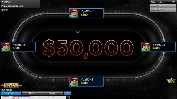 Как работает лотерея Blast 888poker