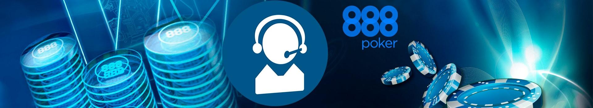 Служба поддержки рума 888poker - куда обращаться если возникли проблемы