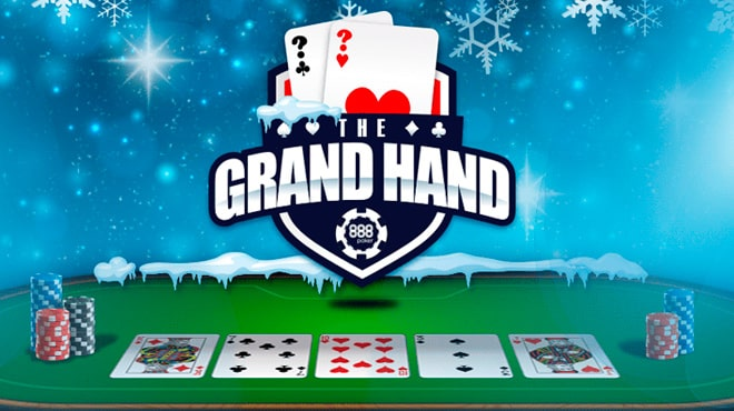 акция 888poker The Grand Hand