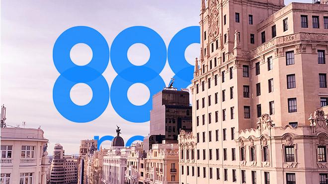 Фестиваль 888poker в Мадриде