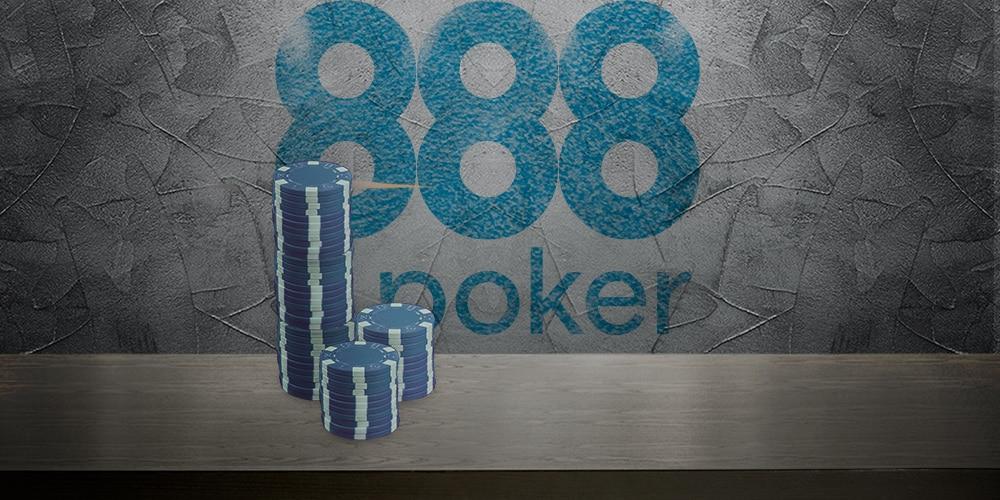 Покер на условные деньги в покерном руме 888poker.