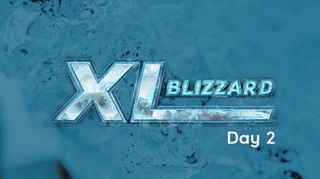 Итоги второго дня XL Blizzard