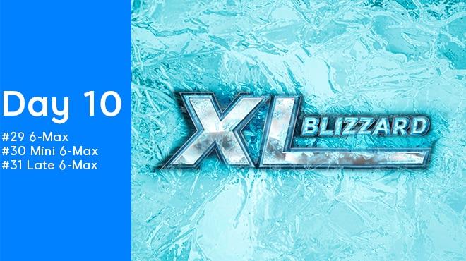10 день Xl Blizzard