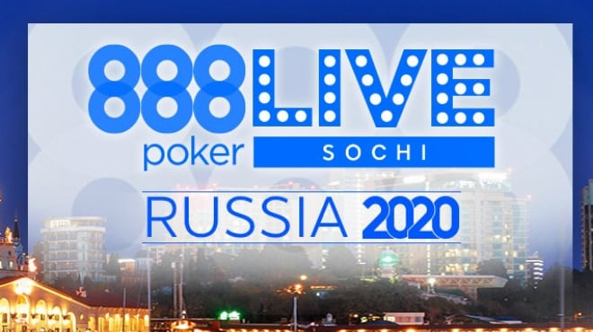 888poker Weekend Sochi