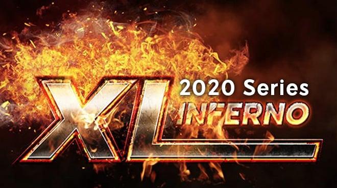Россияне заняли два вторых места на открытии XL Inferno