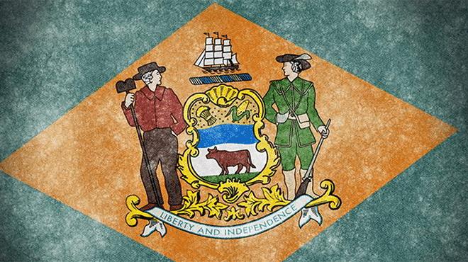 Герб штата Делавер