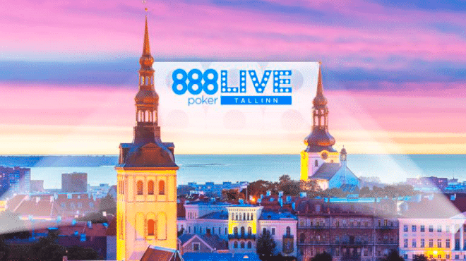 888poker LIVE в Таллинне